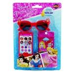Kit Celular e Óculos - Disney Princesas