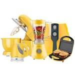 Ficha técnica e caractérísticas do produto Kit Colors Orbital Amarelo Cadence 127V