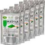Ficha técnica e caractérísticas do produto Kit com 6 Unidades de Matcha Puro Orgânico Solúvel 30g Unilife