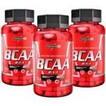 Ficha técnica e caractérísticas do produto Kit com 3 Bcaa - 90 Cápsulas - Integralmedica