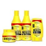 Ficha técnica e caractérísticas do produto Kit Completo MeAliza Forever Liss 250g