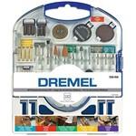 Ficha técnica e caractérísticas do produto Kit de 110 Acessórios Dremel