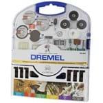 Ficha técnica e caractérísticas do produto Kit de Acessórios 160 Peças - 710 - Dremel