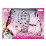 Ficha técnica e caractérísticas do produto Kit de Acessórios Princesas 12 Peças Br627 Multikids