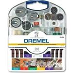 Ficha técnica e caractérísticas do produto Kit de Acessórios Profissional Multiuso 160 Peças 710-Rw2 Dremel