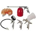 Ficha técnica e caractérísticas do produto Kit de Acessórios Schulz Air Kits 5 Peças para Compressor 8.5