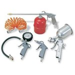 Ficha técnica e caractérísticas do produto Kit de Acessórios Schulz P/ Ar Comprimido C/ 5 Peças