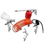 Ficha técnica e caractérísticas do produto Kit de Ar para Compressor com 5 Peças - 809.1039-0 - SCHULZ
