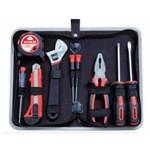 Ficha técnica e caractérísticas do produto Kit de Ferramentas 9 Peças Worker