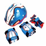 Kit de Proteção Infantil Átrio Masculino - Multilaser MUL-518