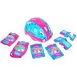 Ficha técnica e caractérísticas do produto Kit de Proteção Infantil Feminino - Es105 - Atrio