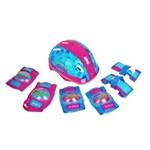 Ficha técnica e caractérísticas do produto Kit de Proteção Infantil Feminino