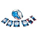 Ficha técnica e caractérísticas do produto Kit de Proteção Infantil Masculino ES104 - Atrio