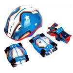 Kit de Proteção Infantil Masculino