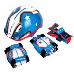 Ficha técnica e caractérísticas do produto Kit de Proteção Infantil Masculino