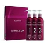 Ficha técnica e caractérísticas do produto Kit Extreme Up Hair Clinic Itallian Color
