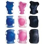 Ficha técnica e caractérísticas do produto Kit Infantil de Proteção Hook Sports