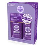 Ficha técnica e caractérísticas do produto Kit Inoar Absolut Speed Blond Shampoo 250ml + Condicionador 250ml