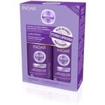 Ficha técnica e caractérísticas do produto Kit Inoar Speed Blond Duo Shampoo 250ml + Condicionador 250ml