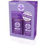 Ficha técnica e caractérísticas do produto Kit Inoar Speed Blond Shampoo 250 Ml + Condicionador 250 Ml