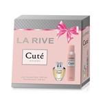 Kit La Rive Cute F 100 Ml + Deo 150 Ml