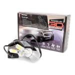 Ficha técnica e caractérísticas do produto Kit Lâmpadas Super Led H27 40w 12/24v 6000k 3600 Lúmens Shocklight