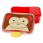 Ficha técnica e caractérísticas do produto Kit Lanche Skip Hop Zoo Macaco Masculino