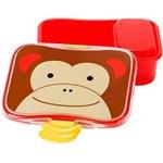 Ficha técnica e caractérísticas do produto Kit Lanche Zoo Macaco Skip Hop