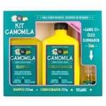 Ficha técnica e caractérísticas do produto Kit Lola Cosmetics (3 Produtos) Conjunto