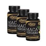 Kit Maca Peruana Premium Pura 360 Capsulas Unilife