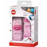 Kit Mamadeira My First 150ml e 300ml Girl - Nuk