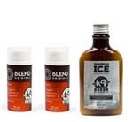 Ficha técnica e caractérísticas do produto Kit - 2 Meses Crescimento da Barba - Shampoo + Blend - Barba de Respeito