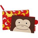 Kit Necessaire Zoo Macaco - Skip Hop