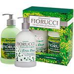 Kit Fiorucci Par Perfeito Sabonete Líquido 500ml + Loção 200ml