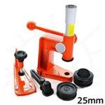 Ficha técnica e caractérísticas do produto Kit para Fabricação de Buttons Cardenas - 25mm