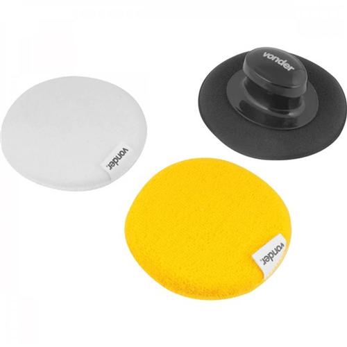 Ficha técnica e caractérísticas do produto Kit para Polimento com Suporte para Limpeza Vonder - 6364125002