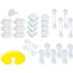 Kit para Proteção Infantil 28 Peças - First Steps