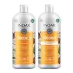 Ficha técnica e caractérísticas do produto Kit Shampoo + Condicionador - Inoar Bombar Coconut