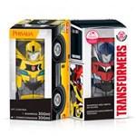 Ficha técnica e caractérísticas do produto Kit Shampoo + Condicionador Transformers 300ml