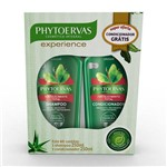Ficha técnica e caractérísticas do produto Kit Shampoo e Condicionador Fortalecimento Total Phytoervas