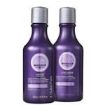 Ficha técnica e caractérísticas do produto Kit Shampoo e Condicionador Inoar Absolut Speed Blond 250ml