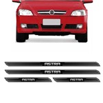 Kit Soleira da Porta Diamante Astra Hatch Sedan Resinada