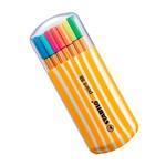 Kit Stabilo 15+5 Neon - Point 88