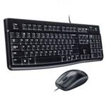 Kit Teclado + Mouse Mk120 Usb - Logitech