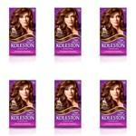 Ficha técnica e caractérísticas do produto Koleston Tinta 67 Chocolate (Kit C/06)