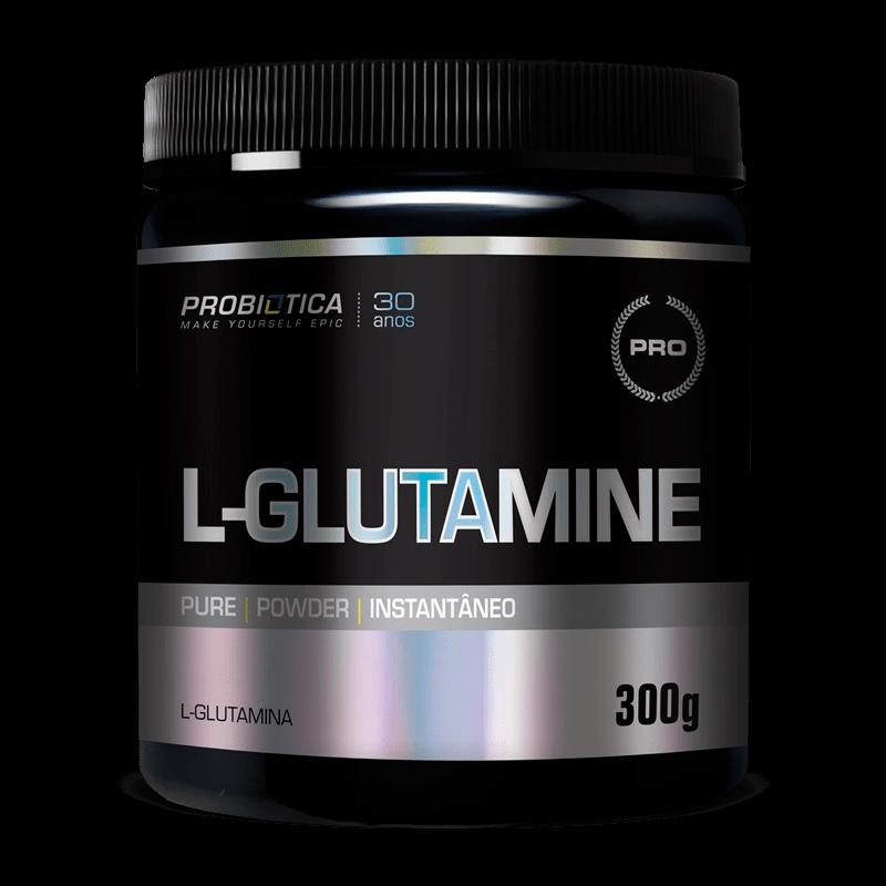 Ficha técnica e caractérísticas do produto L-Glutamina (300g) Probiótica