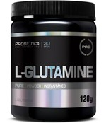 Ficha técnica e caractérísticas do produto L-glutamine 120 G - Sem Sabor - Probiótica