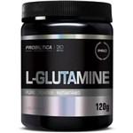 Ficha técnica e caractérísticas do produto L - Glutamine 120g Probiotica - Sem Sabor - 120 G