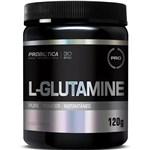 Ficha técnica e caractérísticas do produto L Glutamine 120G Probiotica