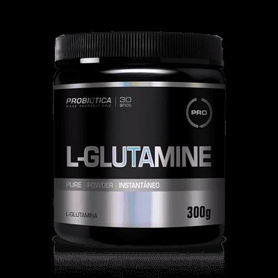 Ficha técnica e caractérísticas do produto L-Glutamine - Probiotica (300g)
